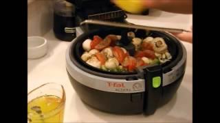 Sauteed Vegetable Garlic Mushroom Medley