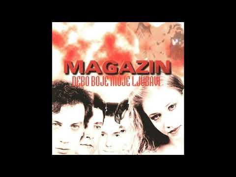 Magazin - Nebo boje moje ljubavi - (Audio 1996) HD