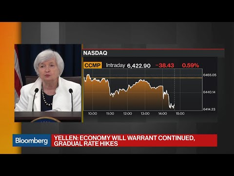Yellen Says Balance-Sheet Unwind Will Be Predictable