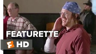 The End of the Tour Featurette - David Foster Wallace (2015) - Jason Segel Movie HD