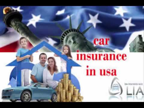 Car Insurance Usa For Foreigners