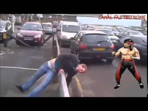 Mortal Kombat music gifs  fails humor