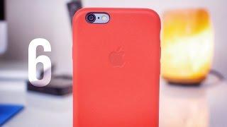 Top 6: Best iPhone 6 Cases!