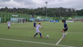 2021년07월02일 영덕대게배 유소년 축구대회 리더스…