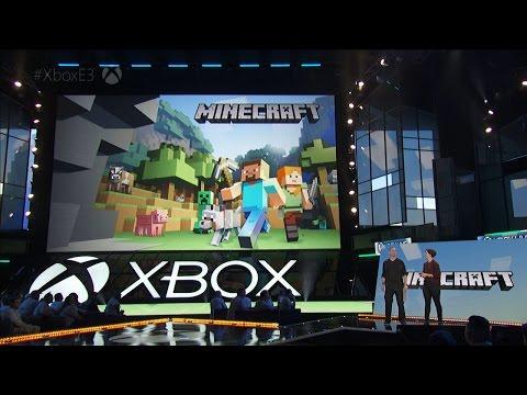 Minecraft E3 2016