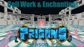 cosmic prison road to level 100 cell work enchanting season 2 ep 6
