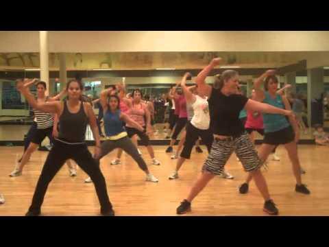 Cardio Dance- Pitbull-Hey You Girl