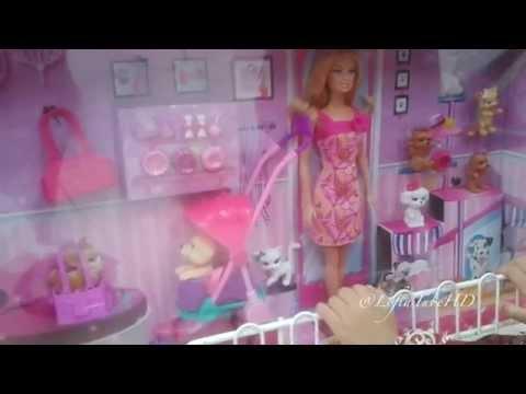Belanja Mainan Anak Boneka Barbie Barbie Shopping Doll Mall Kids Toy Youtube