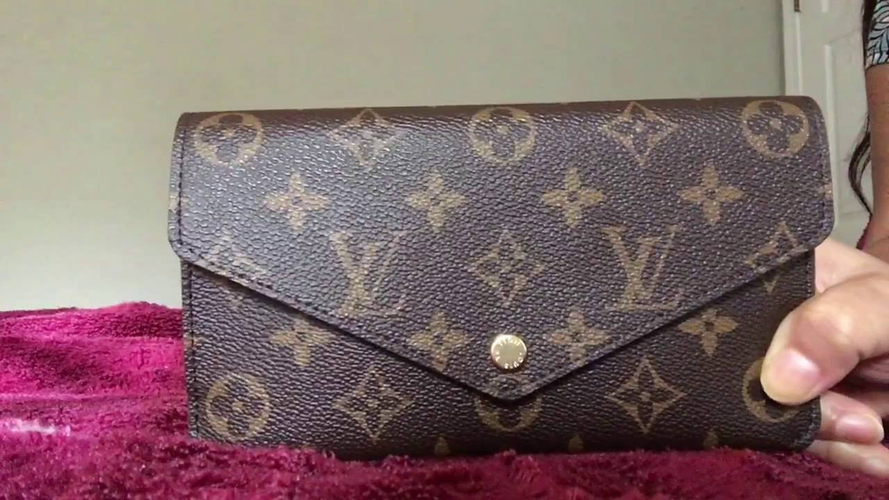 Louis Vuitton Jeanne Wallet New Youtube