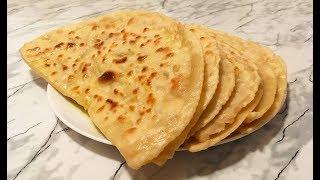 Чуду с Творогом / Дагестанское Чуду / Dagestan Tortillas With Cream Cheese / Лепешка c Творогом