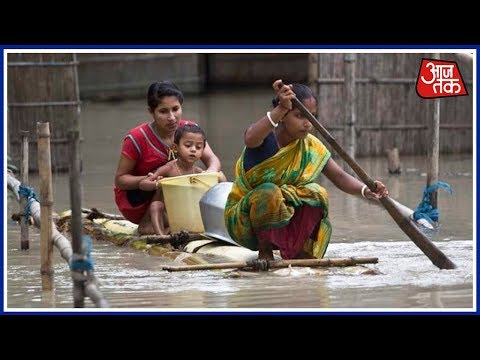 Normal Life Remains Paralysed In Bihar, Due To Flood : Special Report