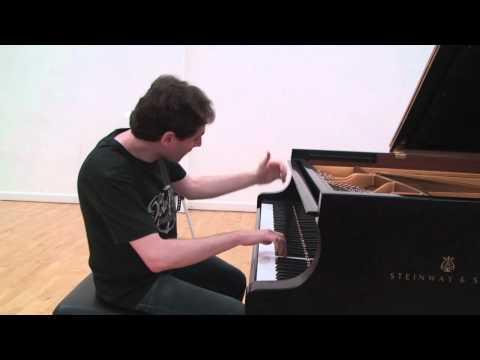 Boris Giltburg - Liszt Sonata (ending)