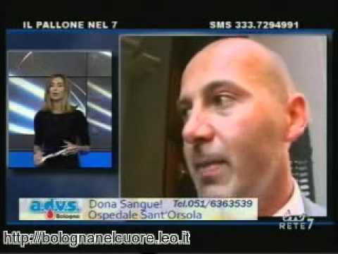 Bologna FC 1909 12/09/2011 Zanzi commenta la sconfitta di Firenze