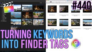 MBS Ep 440:  Turning Keywords into Finder Tags