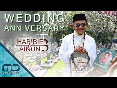 Habibie & Ainun 3 - Ziarah Wedding Anniversary