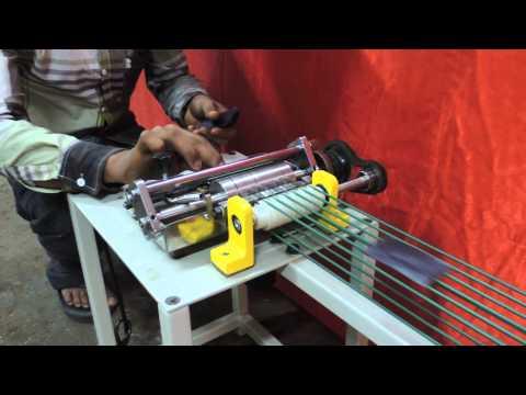 Binding Cloth Gluing Machine