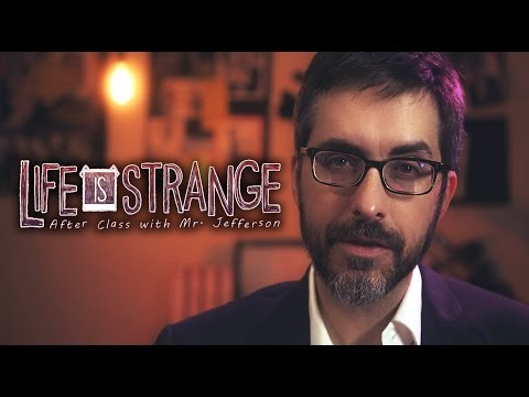 After Class With Mr. Jefferson: A Life is Strange Roleplay [ASMR] [Life is Strange]