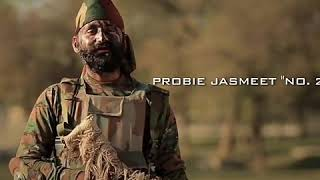 Indian army para commando training
