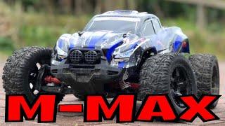 М Макс - Ремо Хобі 1035, 1/10 Безщітковий Монстр Вантажівка.