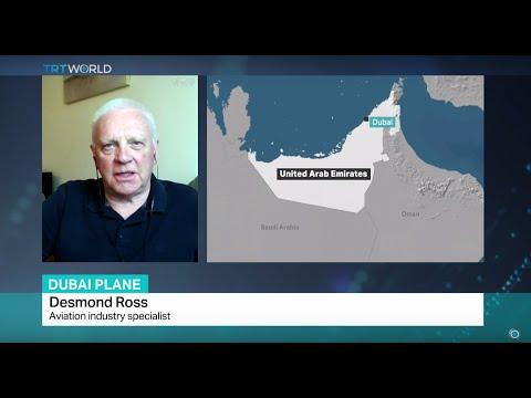 Dubai Plane: Interview with Desmond Ross, aviation industry specialist