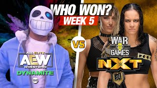 AEW vs NXT - WHO WON!? Reason Why WWE Picked Natalya & Lacey Evans For Crown Jewel 2019!