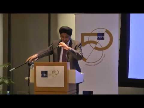 MIA 50th Anniversary  Commemorative Lecture by YBhg Tan Sri  Dato' Seri Ranjit Ajit Singh: Part 1