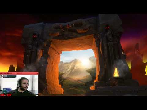 Streaming Dark Age of Camelot, My First Ever MMORPG [Twitch Stream]
