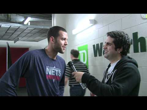 Shalom Life Interview w/ New Jersey Nets star Jordan Farmar
