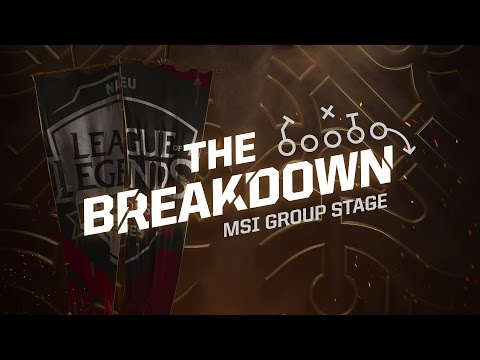 The Breakdown with Zirene: G2 vs. TSM Nexus Rush (MSI 2017 Group Stage)