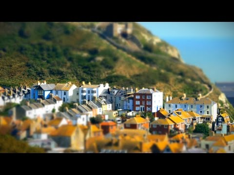 Hastings. Quite a small town really...