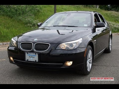 Bmw Of Newton >> 2010 BMW 5 Series 528xi - YouTube