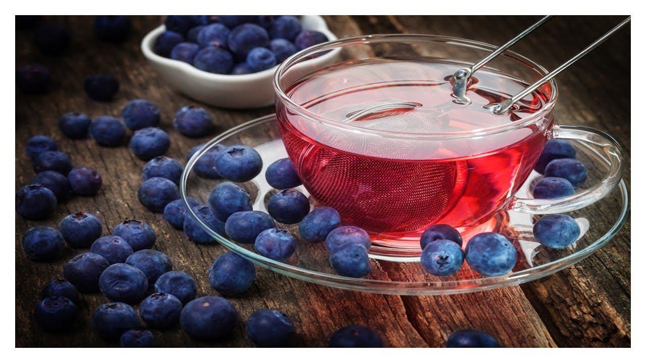 5 Beneficios de la infusión de arándanos