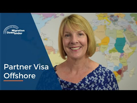 Partner Visa offshore Subclass 309/100