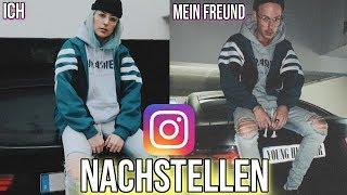 INSTAGRAM FOTOS NACHSTELLEN