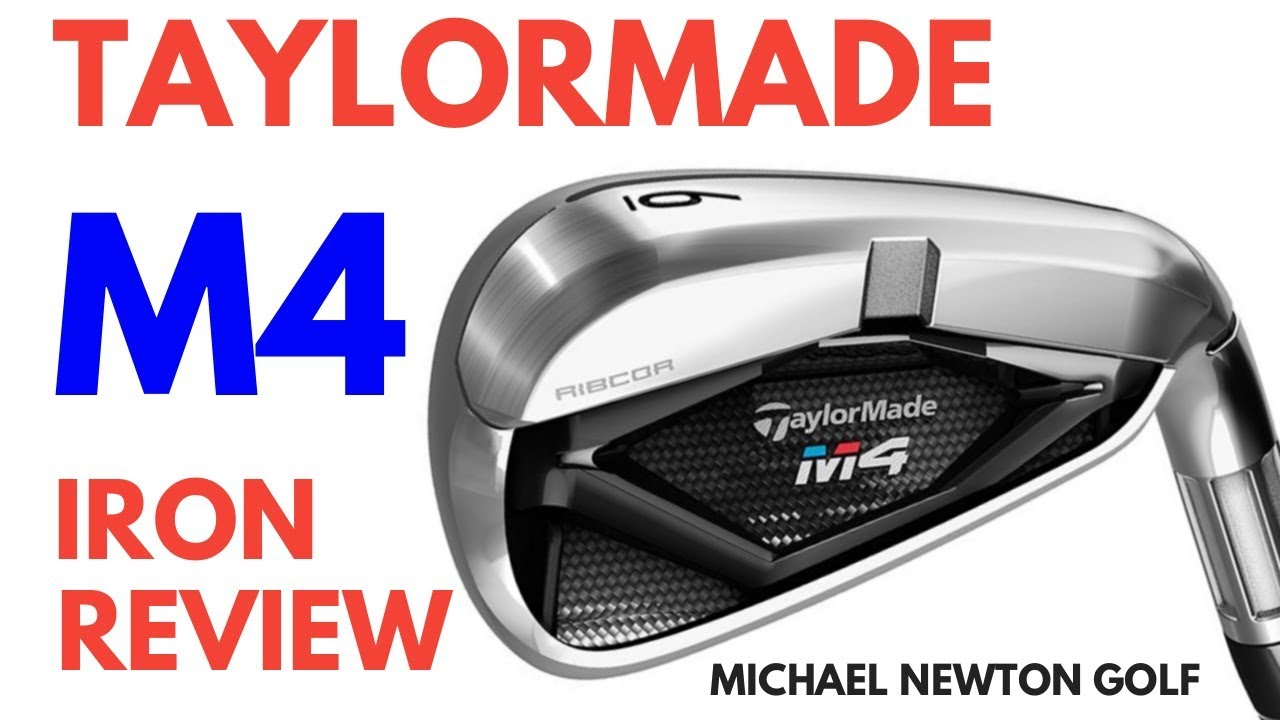 TaylorMade M4 Iron Set Review - Honest Golfers