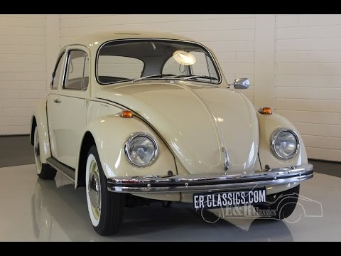 Volkswagen Beetle 1300 1971 new paint new interior very good condition -VIDEO- www.ERclassics ...
