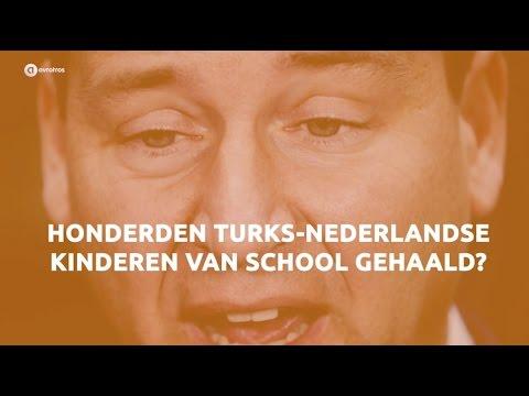 Factcheck: Honderden Turk-Nederlandse kinderen van school gehaald? | EenVandaag