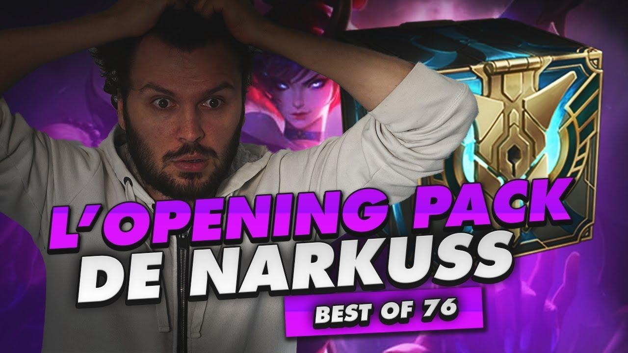 BEST OF SOLARY #76 ► L'OPENING PACK DE NARKUSS