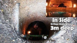 2 in 1 Build Underground Swimming Pool With Secret House Tunnel Underground