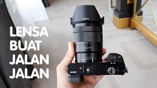 Sony a6000 Lensa 16-70mm F4 ZA OSS Vario-Tessar T* Carl Zeiss