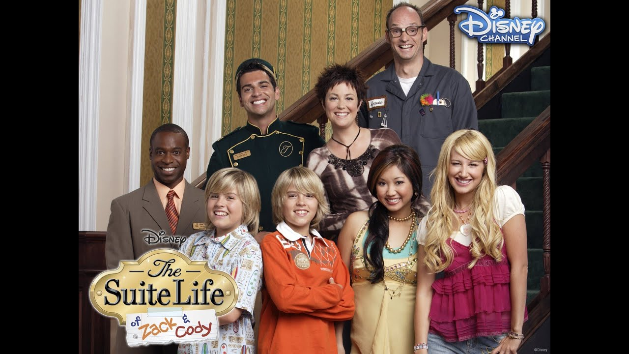 Download The Suite Life of Zack & Cody hindi opening   HD