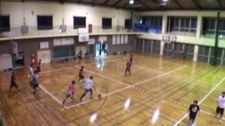 港川中学校 一般 バスケ 2016.8.4 ⑩