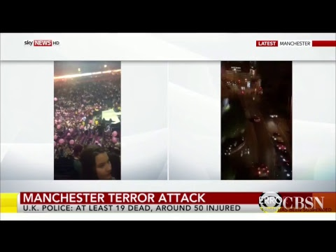 Developing: Reports of explosion during Ariana Grande concert at Manchester Arena