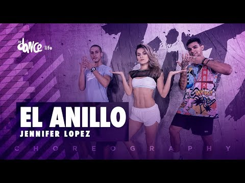 El Anillo - Jennifer Lopez  FitDance Life Coreografía Dance
