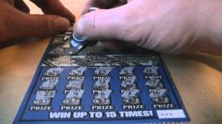 Illinois Lottery $5,000 A Week For Life Scratch Ticket #3