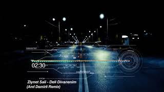 Ziynet Sali -  Deli Divanenim (Anıl Demirli Remix) #ziynetsali #delidivanenim Video