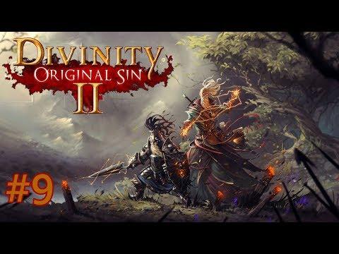 "Co-op Divinity: Original Sin 2 | Part 9 | ""Salamanders"""