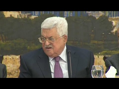 "Abbas slams Trump peace plan as ""slap of the century"""