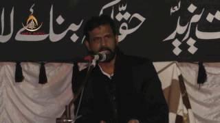 Maulana Kamran Haider l 4th Majalis l Ayyam-e-Aza-e-Fatmiya l Amhat Sultanpur l 2017 l 1438 Hijri
