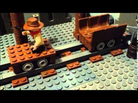 Lego Mine Shootout